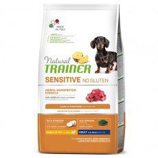 Natural Trainer Sensitive Lamb Adult Small & Toy 7 kg