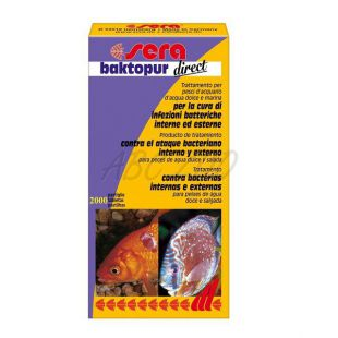 sera Baktopur Direct 2000 tbl.