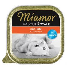 MIAMOR Ragout Royal in Cream Kačka 100 g