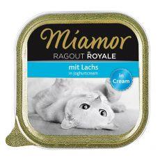 MIAMOR Ragout Royal in Cream Losos 100 g