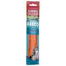 Pochúťka Rasco Premium Jumbo Sausage 1 ks, 30 g