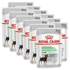 Royal Canin Digestive Care Dog Loaf kapsička s paštétou pre psy s citlivým trávením 12 x 85 g