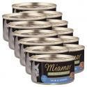 Konzerva Miamor Feine Filets tuniak a krevety v omáčke 12 x 80 g