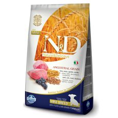 Farmina N&D dog LG PUPPY MINI Lamb & Blueberry 800 g