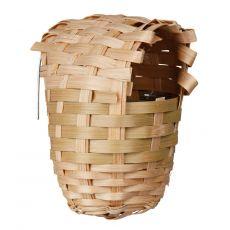 Bambusové hniezdo pre vtáky