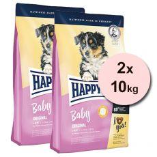 Happy Dog Baby Original 2 x 10kg