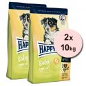 Happy Dog Baby Lamb & Rice 2 x 10kg