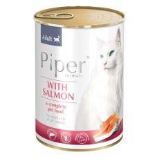Konzerva Piper Cat Adult s lososom 400 g