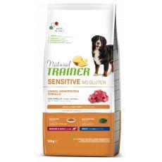 TRAINER Natural SENSITIVE No Gluten Adult Medium / Maxi Lamb 12 kg