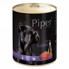 Konzerva Piper Adult s králikom 800 g