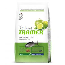 TRAINER Natural Maxi Adult Tuna and Rice 12 kg