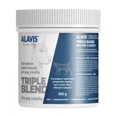 ALAVIS Triple Blend pre psy a mačky 200 g