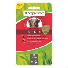 Antiparazitné kvapky pre psy BOGAPROTECT Spot-On M 3 x 2,2 ml