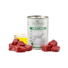 NUEVO Dog Sensitive LAMB 400 g