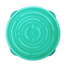 Miska Slo-Bowl Drop - tyrkysovo zelená