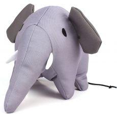 Hračka pre psa Beco Family - Estella sloník, L