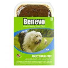 Benevo ADULT GRAIN-FREE krmivo s miešanými bylinkami pre psy 395 g