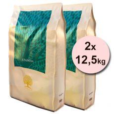 ESSENTIALFOODS Stamina 2 x 12,5 kg