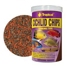 TROPICAL Cichlid chips 1000 ml / 520 g
