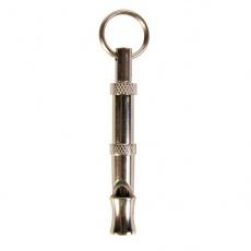 Píšťalka na psa - železná 6 cm