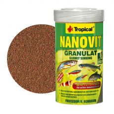TROPICAL Nanovit granulát 250 ml/175 g