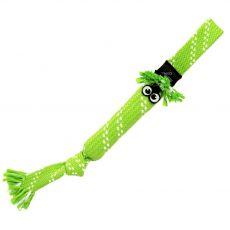 Hračka ROGZ Scrubz preťahovadlo zelené 54 cm