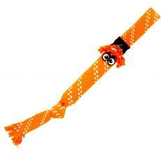 Hračka ROGZ Scrubz preťahovadlo oranžové 44 cm