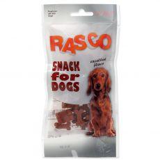 Pochúťka Rasco mini šunkové kosti 50 g