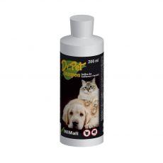 Dr.Pet antiparazitárny šampón pre psy a mačky 200 ml