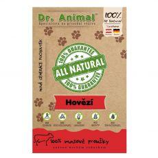 Dr.Animal 100 % hovädzie mäsové prúžky 80 g