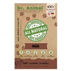 Dr.Animal 100 % konské mäsové prúžky 80 g