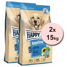 Happy Dog NaturCroq Junior 2 x 15 kg