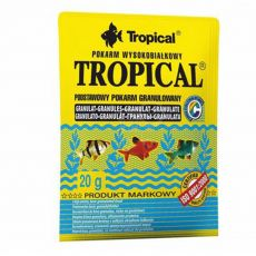 TROPICAL Tropical Granulát 20 g