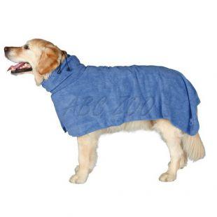 Župan pre psov - modrý - 50cm