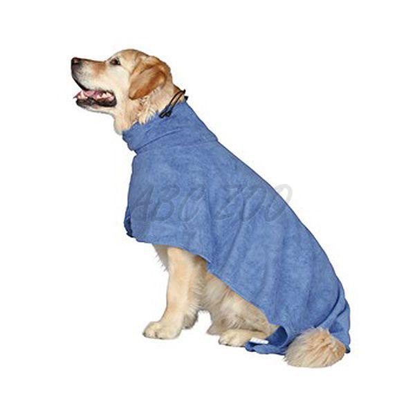 Župan pre psa - modrý - 40cm  1cd075b9b25