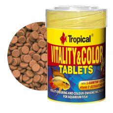 TROPICAL Vitality & Color Tablets 50 ml / 36 g