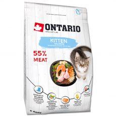 Ontario Kitten Salmon 400 g