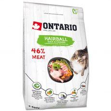 Ontario Cat Hairball 400 g