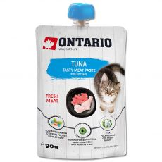 Ontario Kitten tuna tasty meat paste 90 g