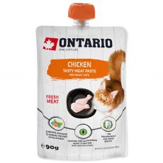 Ontario Cat chicken tasty meat paste 90 g