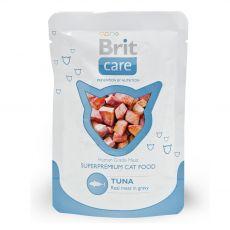 Kapsička Brit Care Cat Tuna 80 g