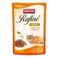Animonda Rafiné Cat kuracie, kačacie a cestoviny 100 g
