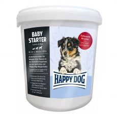 Happy Dog Baby Starter Jahňa & Ryža 4 kg