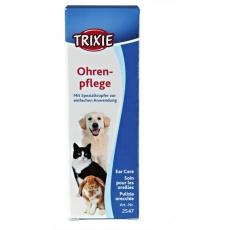 Ušné kvapky pre psov, mačky a hlodavce - 50 ml