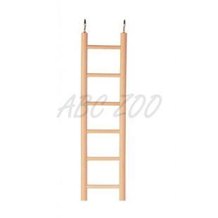 Rebrík pre vtáčiky - 28 cm