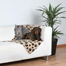 Deka pre psov a mačky - labka