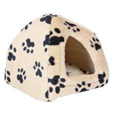 Pelech IGLU pre psov a mačky - 40 x 40 x 35 cm