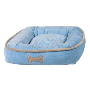 Pelech pre psa, modrý - 50 × 50 cm