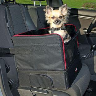 Autosedačka pre psa - bezpečnostná, 45 x 38 x 37 cm