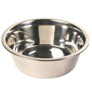 Nerezová miska pre psíkov - 4,5l